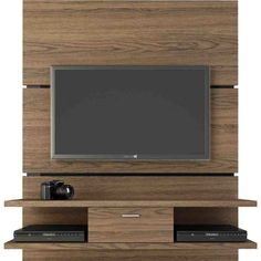 Wall Mount Entertainment Cabinet