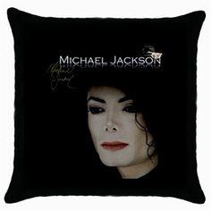 Cool New Michael Jackson Throw Pillow Case   eBay