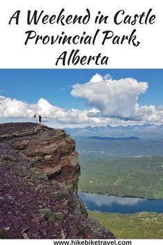 A Visit to Southern Alberta's Castle Provincial Park - Hike Bike Travel Cool Places To Visit, Places To Travel, Travel Stuff, Lac Louise, Gros Morne, Weekend France, Voyage Canada, Alberta Travel, Walking