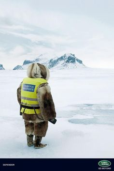 Land Rover ad http://files.coloribus.com/files/adsarchive/part_1482/14825905/file/land-rover-defender-landscapes-eskimo-small-98079.jpg: