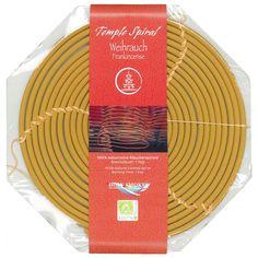 Räucherspirale - Weihrauch Shopping, Incense, Smoking