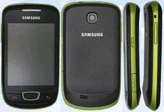 Smartphone Samsung Galaxy Next Turbo Grey GT