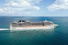 MSC Divina, ship video tour, new cruise ship, cruising Europe and the Caribbean. Sailing from Port Miami Cruise Europe, Cruise Travel, Cruise Vacation, Vacation Destinations, Royal Caribbean, Caribbean Cruise, Cruise Sale, Best Cruise, Spas