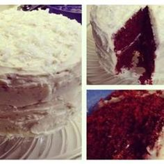 Savannah's Perfectly Ravishing Red Velvet Cake  Recipe
