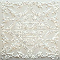 """Decorative Ceiling Tiles, Inc. Store - Golden Prague - Faux Tin Ceiling Tile - Glue up - 24""""x24"""" -"""