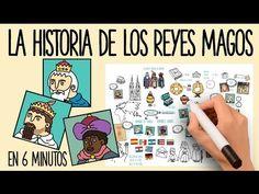 La Historia que hay detrás de los Reyes Magos (en 6 minutos) - YouTube