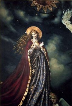 Mary Queen of Heaven and Earth                                                                                                                                                                                 More