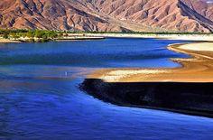 Brahmaputra River – China Tour Advisors Brahmaputra River, Rivers, Tourism, China, World, Water, Outdoor, Turismo, Gripe Water