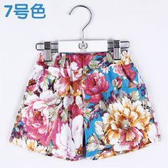 2014 summer boys clothing girls clothing baby child short trousers kz 1888-inPants from Apparel & Accessories on Aliexpress.com