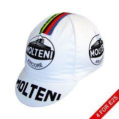 Casquette Molteni quipe Eddy Merckx v lo vintage tour de france r tro cycle 59962b5ff