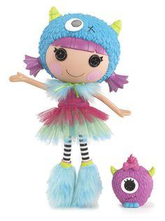 Lalaloopsy Doll - Furry Grrrs-A-Lot