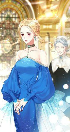 Return of the Female Knight - korean ranobe - art Manga Anime Girl, Anime Couples Manga, Anime Oc, Kawaii Anime Girl, Anime Chibi, Pretty Anime Girl, Cool Anime Girl, Beautiful Anime Girl, Anime Girl Dress