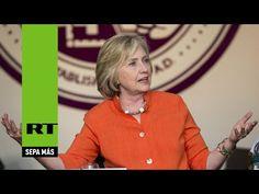 Revelado: Hillary Clinton es coautora de la reforma energética en México - RT