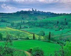 Running Adventure Through Tuscany!