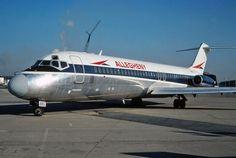 N951VJ ALLEGHENY DC-9-31 at KCLE