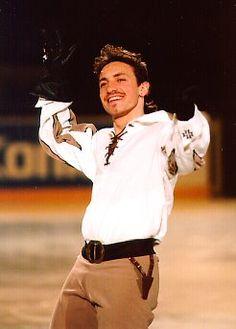 Figure Skater Philippe Candeloro ~ Viva la France!