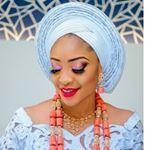 "177 Likes, 2 Comments - Aso Ebi (@asoebispecial) on Instagram: ""💙 #Asoebi #AsoebiSpecial #weddings Gele @enny_gele"""