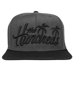 5bae09cb0d31a The Hundreds - Palms Snapback Cap -  28