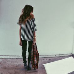 blogger ivanarevic show us how to print mix for cold weather months. http://www.swell.com/BILLABONG-NEED-FOR-LUV-PLAID-FLANNEL-TOP?cs=OL