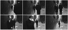 Duane Michals - Chance Meeting