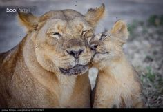 Mother and daughter by Alexander Vlasov
