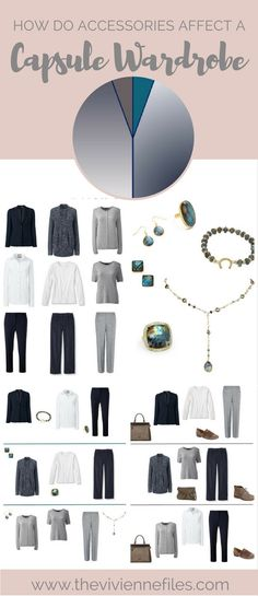 How Much Can Accessories Affect Your Capsule Wardrobe?