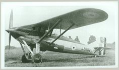 Westland Wizard #plane #1920s
