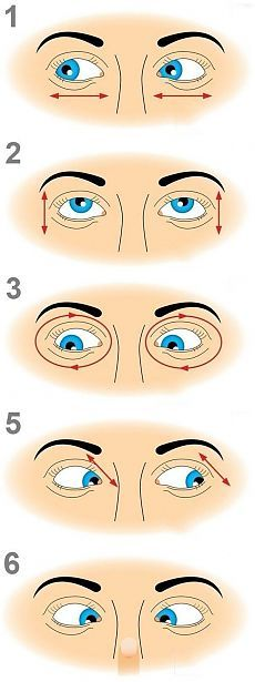 Путь к хорошему зрению Упражнения для глаз | ЖИВОЙ, ЕЩЕ ЖИВЕЕ