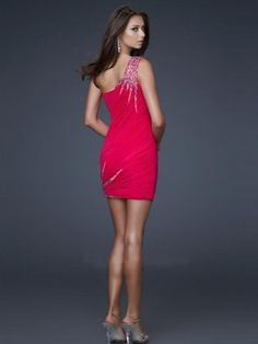 So cute for a reception or rehearsal dinner dress :)