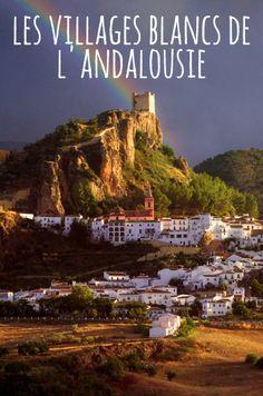 Accrochés aux crêtes des sierras, ces villages andalous aux airs de médinas mélangent vestiges de forts arabes, églises et palais de la chrétienté.
