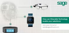 4 reasons wearable technology would be the new BFF for salespeople!
