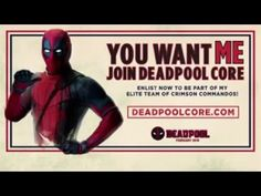 Tushar kadam Updates movies - DEADPOOL Official Trailer latest movies