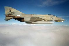 Phantom Hellenic air force