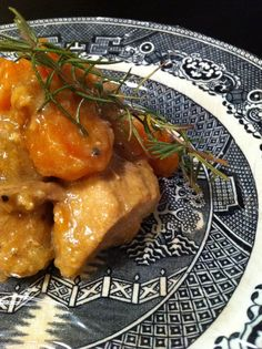 Slow Cooker Pork Lemonato.  An easy Greek Recipe Adapted to the Slow Cooker.