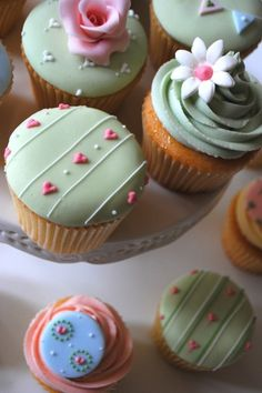 Love these cupcakes