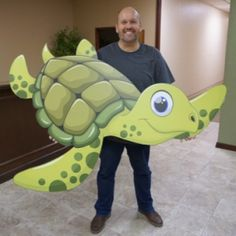 Giant VBS Decorations!