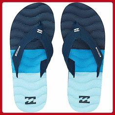 d84d409c1 Billabong Men s Dunes Tribong Non Slip Sandal Flip Flop