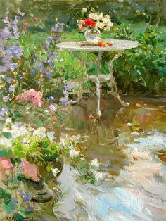 Yuri Krotov - Garden