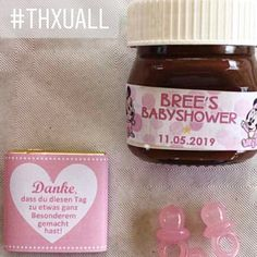 Gastgeschenk Taufe Schokolade personalisiert | Etsy Happy Stickers, Guest Gifts, Handicraft, Nutella, Tea Lights, Giveaway, Special Occasion, Messages, Chocolate