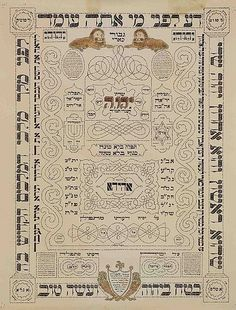 """Shiviti"" - Printed Micrograph - Pápa Community - Hungary"