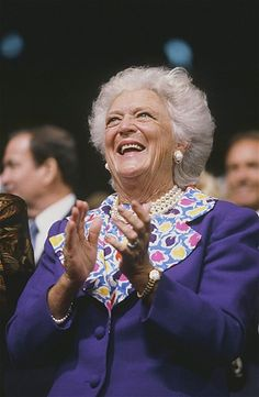 Image: Barbara Bush (© NBC/NBCUniversal/Getty Images)