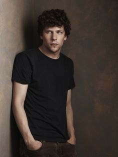 Jesse Eisenberg (I could listen to him talk all day long)