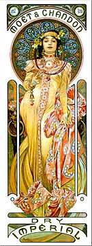 Alphonse Mucha: Art Noveau en su máxima expresión - Taringa!