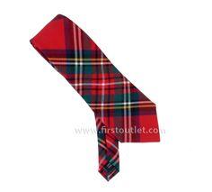 Corbata Cadete Lana Escocesa, Otoño Invierno 2014/2015