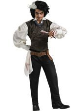 Sweeney Todd Costume for Adults - Halloween City