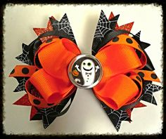 Stacked+Boutique+Halloween+Hair+Bow+Ghost+by+TheJMarieBoutique,+$6.50