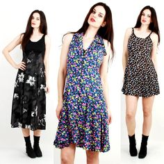 Cozy floral dress, find items on Ramaci store !!!