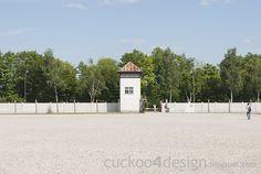Sad History lesson ~ Cuckoo4Design ~ Dachau