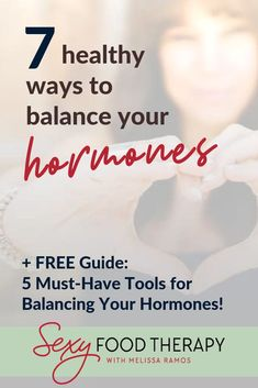 """Looking to balance your hormones or wonder, """"Do I have a hormone imbalance?"""" If so, here are seven tools to balance them along with a delicious Beet Hummus recipe. Adrenal Health, Adrenal Fatigue, How To Regulate Hormones, Balance Hormones Naturally, Pcos Infertility, Food Therapy, Thyroid Problems, Hormonal Acne, Hormone Imbalance"""