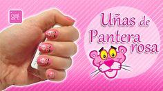 Pinta Tus Uñas Con La Pantera Rosa/Paint Your Nails With The Pink Panther